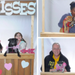 Animal Shelter To Raise Money On Valentine's Day With A Doggie Kissing Booth